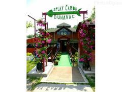 Restoran splav Dunavac