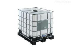 Prodajem plastične cisterne-kontejnere od 1000l