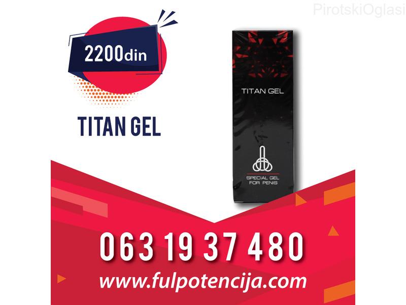 Titan gel - Original - 063 1937 480