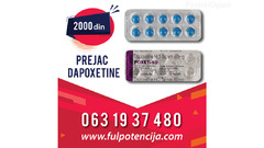 PREJAC DAPOXETIN 60 TABLETE-063 1937 480