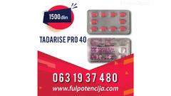 Tadarise pro 40 - Cena 1500 - 063/19-37-480