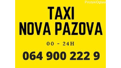 TAXI NOVA PAZOVA – 0649002229