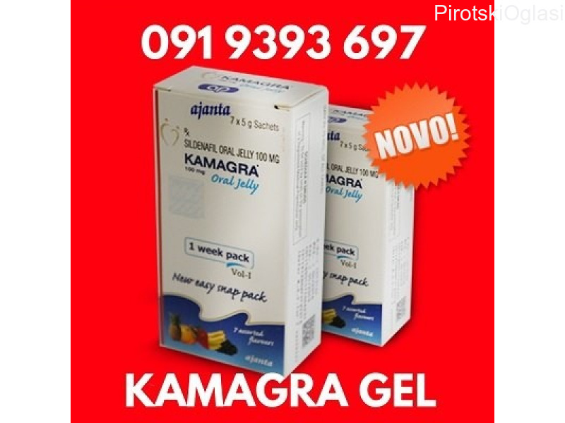 Kamagra Gel - 065/6399-332 - cena 1000 din - Beograd
