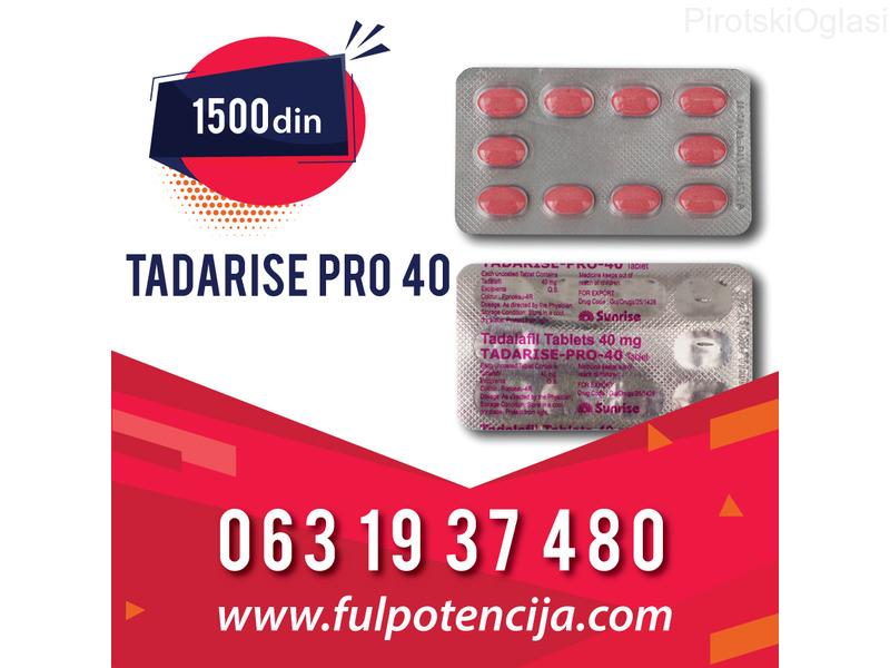 Tadarise PRO 40-Novi Sad-063/1937-480
