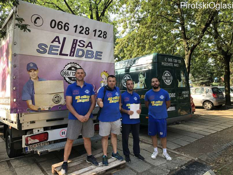 Kombi prevoz Beograd
