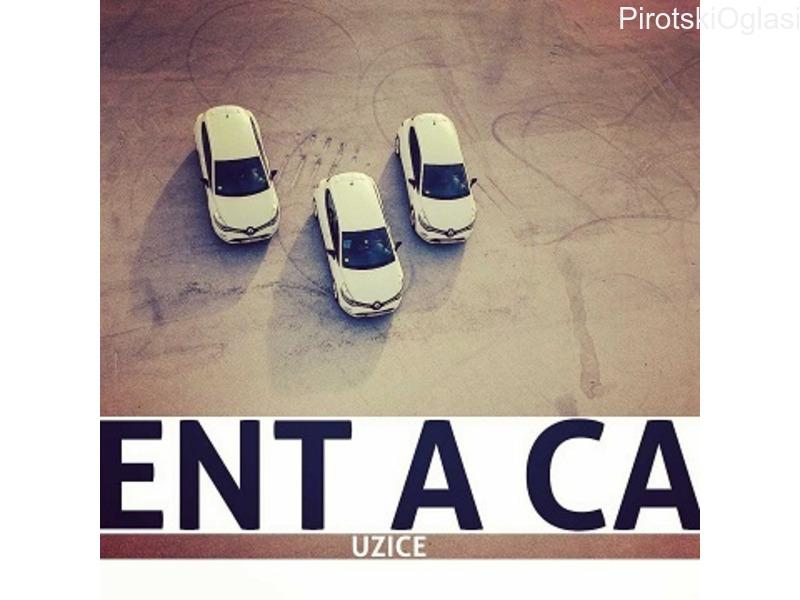 Rent a car Uzice