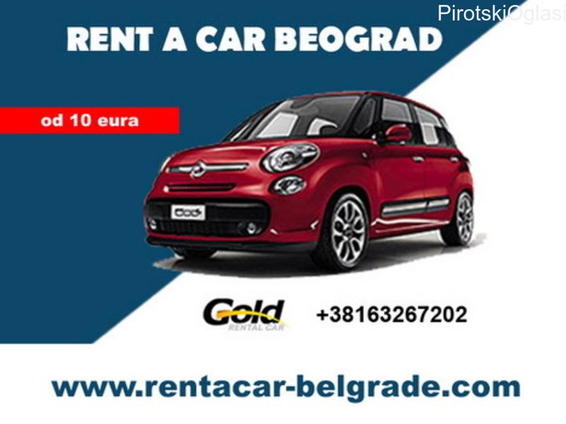 Rent a Car Beograd