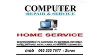Servis laptopova, mobilnih telefona