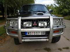 Mitsubishi L200, 2002g