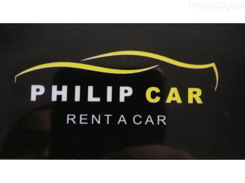 Rent a Car Beograd - Philipcar